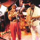Ronnie Laws and Tom Browne: Jazz-funk giants joined forces at Dakota