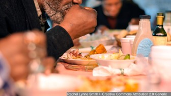 Thanksgiving community meals and cold weather resources