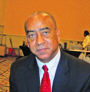 Bob Butler, President of the Nation Association of Black Journalists