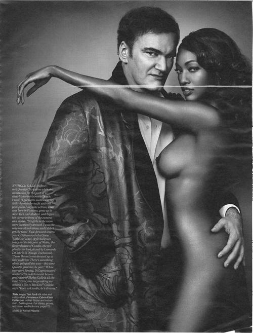 Quintin Tarantino