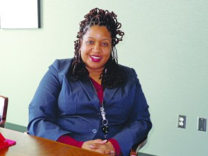 Lanise Block is MPS K-12 Social Studies content lead working to revised Black History curriculum.