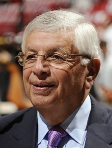 NBA Commissioner David Stern MSR file photo
