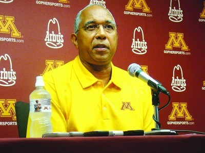Can Tubby Smith solve the puzzle in time?                                 MSR file photo