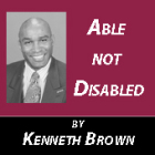Living, surviving and thriving with a disability — Are we equal yet?