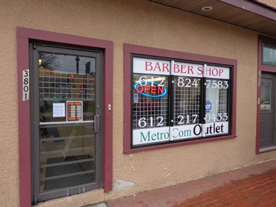 park board.barbershop