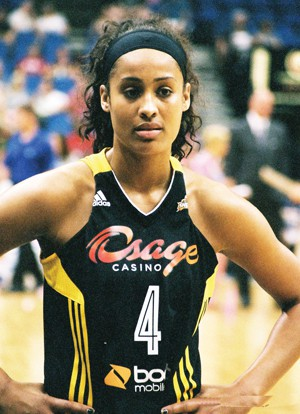 Skylar Diggins Photo by Sophia Hantzes