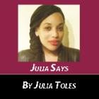 Juliasays