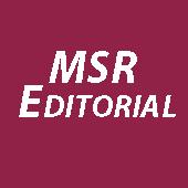 MSR Editorial