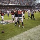 Racketeering Bowl I —  Vikings vs. Browns Sunday