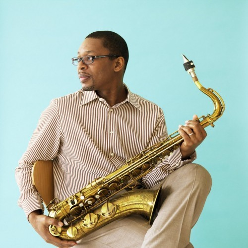 Saxophonist Ravi Coltrane Photo courtesy of www.ravicoltrane.com