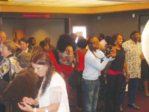 Attendees of the 2013 Twin Cities Black Film Festival