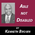 Sensitivity to persons with disabilities