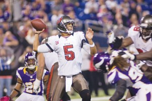 Josh Freeman, now a Viking Photo courtesy of Larry-Fitzgerald.com
