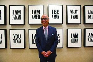 Darren Walker, president of the Ford Foundation Photo courtesy of the Ford Foundation