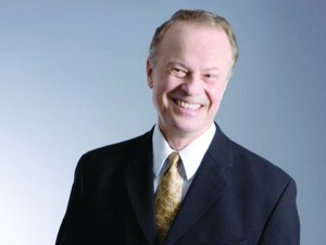 Institute for Diversity and Ethics in Sport (TIDES) Director Richard Lapchick