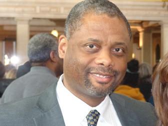 Minnesota Human Rights Commissioner Kevin Lindsay