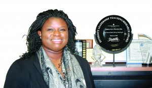 University of St. Thomas School of Law Professor Nekima Levy-Pounds