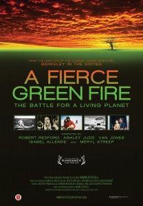 A Fiece Green Fire