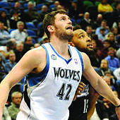 Kevin Love Photo by Steve Floyd