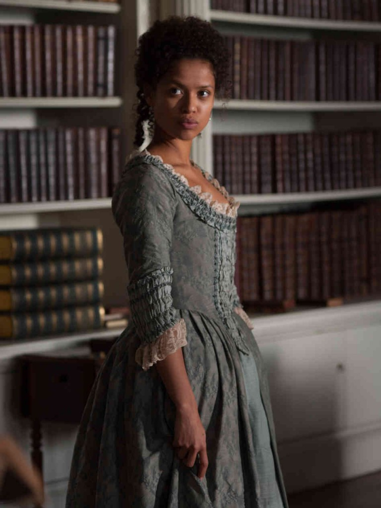 Gugu Mbatha-Raw as Dido Elizabeth Belle