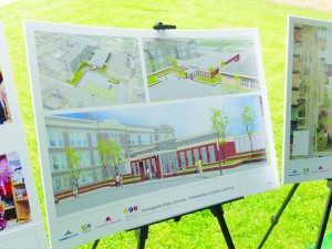 Plans for North Minneapolis Early Children Education Center