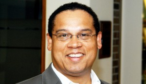 U.S. congressman. Keith Ellison