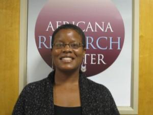 ASU Professor Ersula Ore