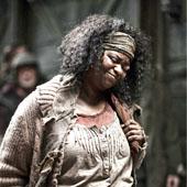 Octavia Spencer as Tanya in Snowpiercer