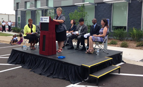Grand Opening of  the new Hennepin Hub