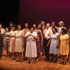 The Color Purple runs through February 15 at  St. Paul's Park Square Theatre.