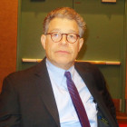 Sen. Franken pledges to stand his ground on rights for working people