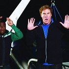 "(l-r) Kevin Hart as Darnell and Will Ferrell as James in Warner Bros. Pictures' comedy ""GET HARD,"" a Warner Bros. Pictures release."
