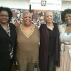 (l-r) LaJuana Whitmore, Tracey Williams-Dillard, Angela Harmon, and Bianca Lewis