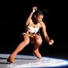 Deneane Richburg on ice