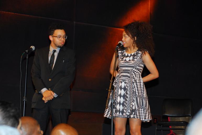Shawn Chromey-Daniels & Reyna Biondo
