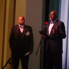 Michael Walker and Justice Alan Page
