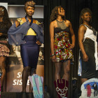 Sister Spokesman 4th Annual Fashion Show, June 6, 2015