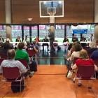 National Initiatives officials explained the program to community members and invited comments 6-7:30 pm June 16 at the American Indian Center.
