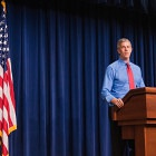 Secretary of Education. Arne Duncan