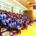 Almost 400 teenagers were in attendance at the 61st annual Mid-Western Regional Jack and Jill Teen Leadership Conference.