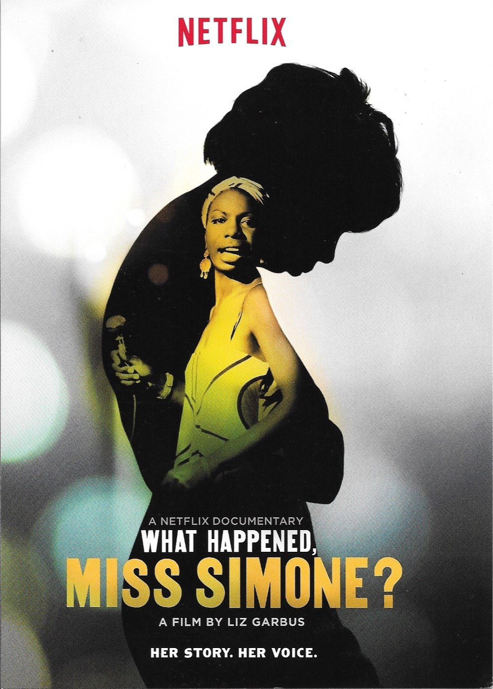 What Happened, Miss Simone? was released on Netflix June 26.
