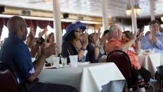 MSR river cruise celebrated 80 years of publishing
