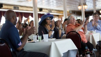 MSR river cruise celebrated 80 years of publishing
