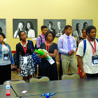 Students of Journalism High School Workshop