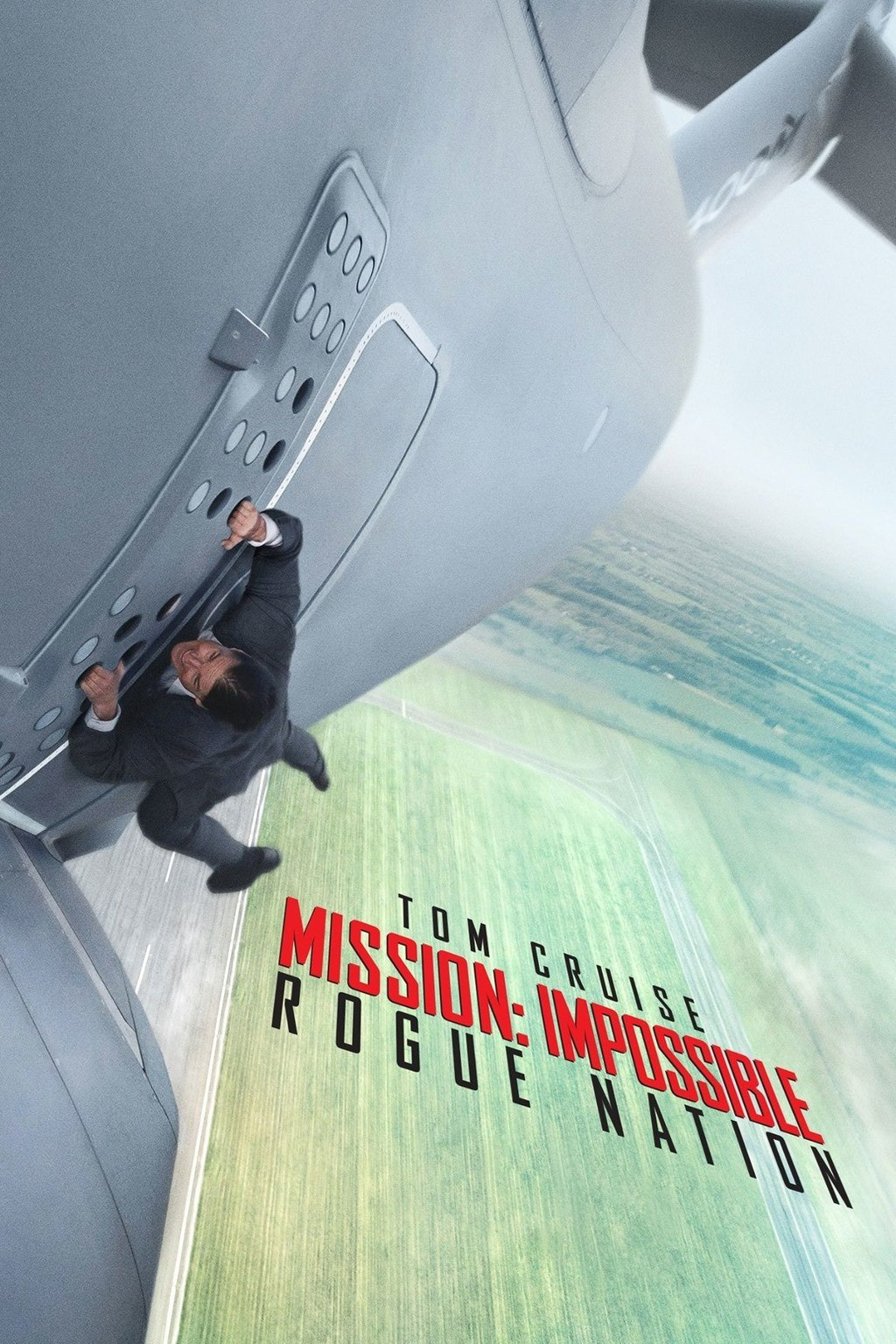 Rogue Nation is the fifth in the Mission Impossible franchise