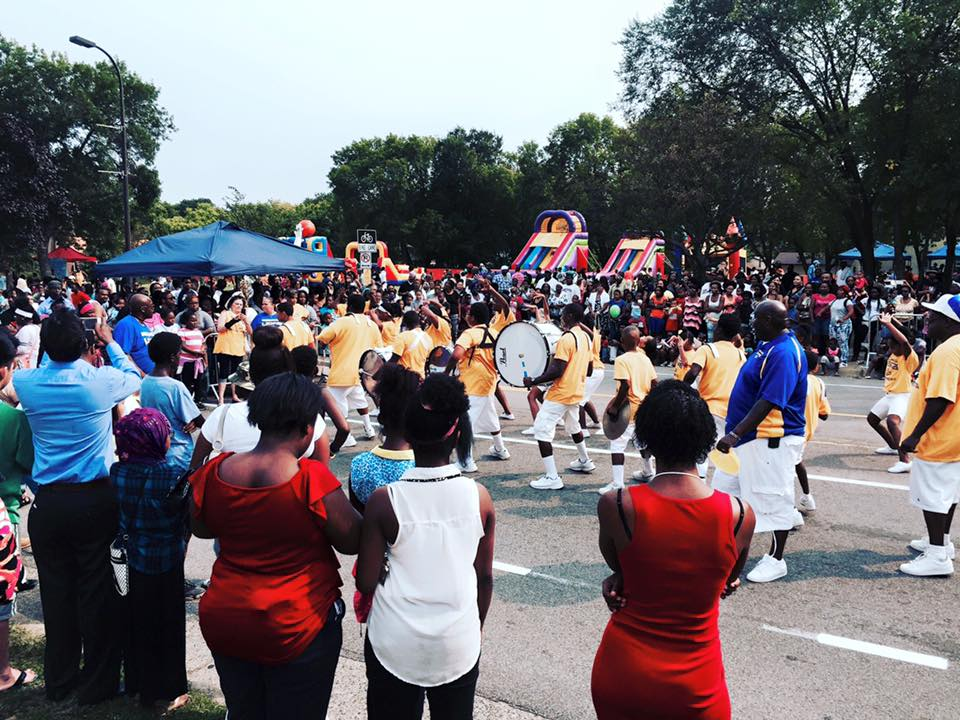 "On Saturday, August 29, hundreds of community members gathered for the Urban League's ""Family Day,"" an annual celebration in North Minneapolis. Established in 1989, the event was created with the aim of uniting families in the community with noon to dusk festivities, including an urban festival, marketplace and resource fair."
