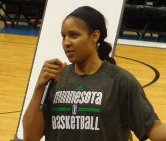 Maya Moore on renewing focus after Olympic high