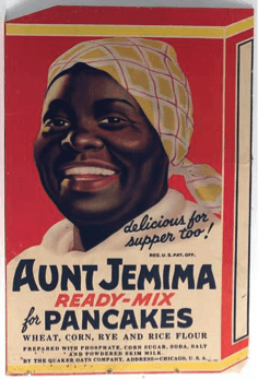 Nancy Green would inspire an original image of Aunt Jemima on Pancake mix products.