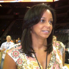 Coach Peck made her mark in both college and pro hoops