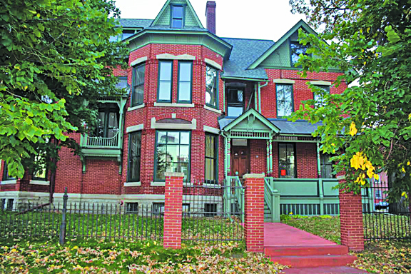 Mansion on 3rd Avenue South is prospective home of Minnesota African American Museum.